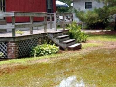 Garten Drainage How To Yard Drainage Probleme Zu Korrigieren